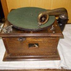 Gramófonos y gramolas: GRAMOFONO LA VOZ DE SU AMO. Lote 86942908