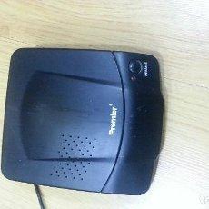 Gramófonos y gramolas: CONTESTADOR TELEFÓNICO PREMIER PR-355S TELEPHONE ANSWERING MACHINE SIN CARGADOR 9V/AC. Lote 89021536