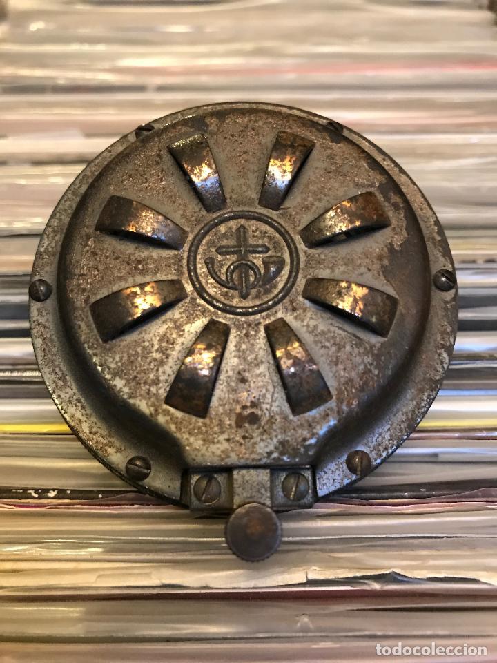 Gramófonos y gramolas: Diafragma o capsula para gramófono Maestrophonic Hecho en suiza - Foto 5 - 89683140