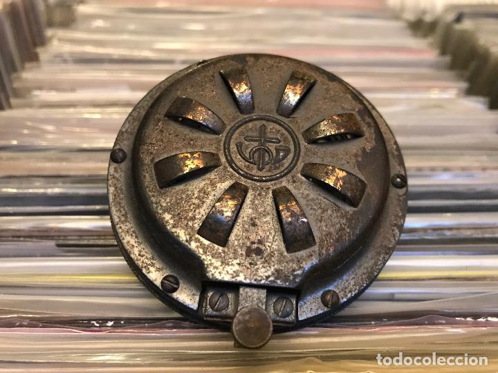 Gramófonos y gramolas: Diafragma o capsula para gramófono Maestrophonic Hecho en suiza - Foto 6 - 89683140