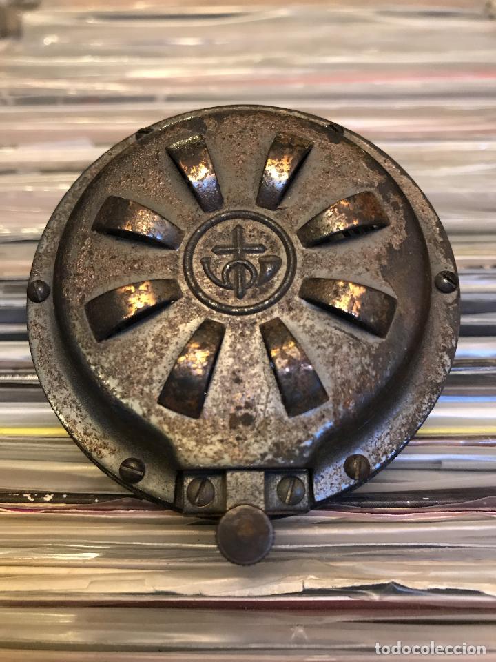 Gramófonos y gramolas: Diafragma o capsula para gramófono Maestrophonic Hecho en suiza - Foto 8 - 89683140