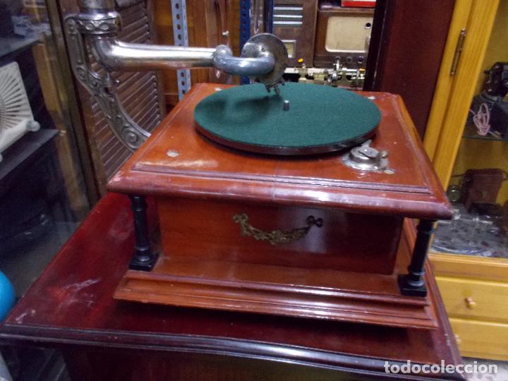 Gramófonos y gramolas: Gramofono funcionando - Foto 21 - 101381979