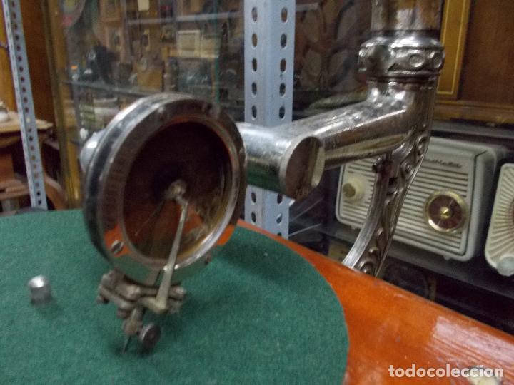 Gramófonos y gramolas: Gramofono funcionando - Foto 25 - 101381979