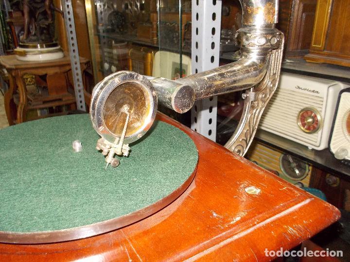 Gramófonos y gramolas: Gramofono funcionando - Foto 30 - 101381979