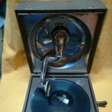 Gramófonos y gramolas: AHORA 215€.GRAMÓFONO MARCA TOLEDO. Lote 101946552
