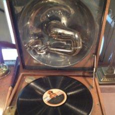 Gramófonos y gramolas: GRAMÓFONO. Lote 102457927