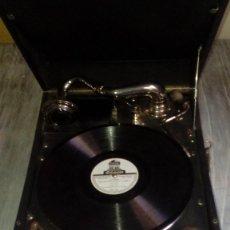Gramófonos y gramolas: GRAMÓFONO IMPERATOR. Lote 104623783
