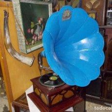 Gramófonos y gramolas - Gramofono funcionando - 104963847