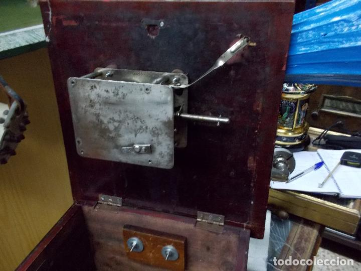 Gramófonos y gramolas: Gramofono funcionando - Foto 4 - 104963847