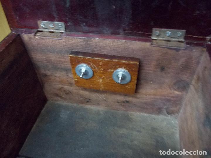 Gramófonos y gramolas: Gramofono funcionando - Foto 5 - 104963847