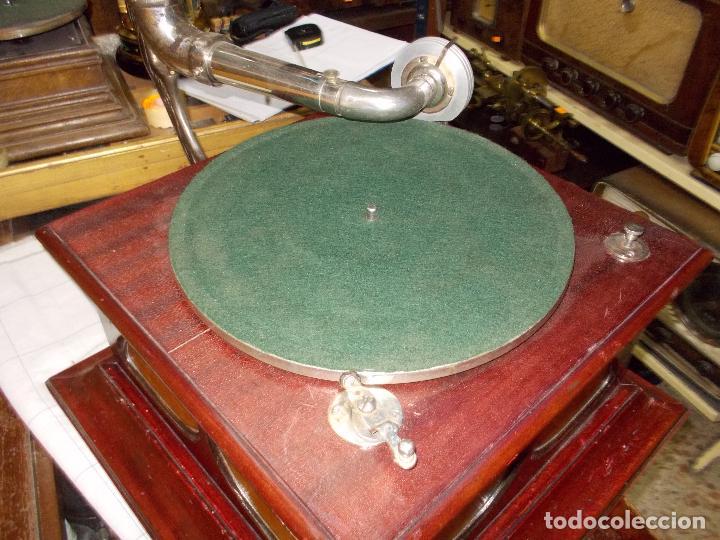 Gramófonos y gramolas: Gramofono funcionando - Foto 16 - 104963847