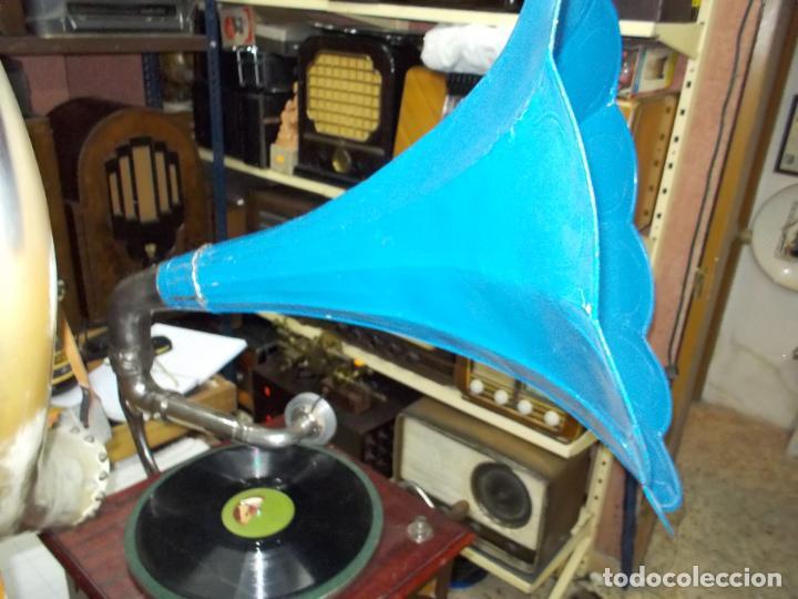 Gramófonos y gramolas: Gramofono funcionando - Foto 21 - 104963847