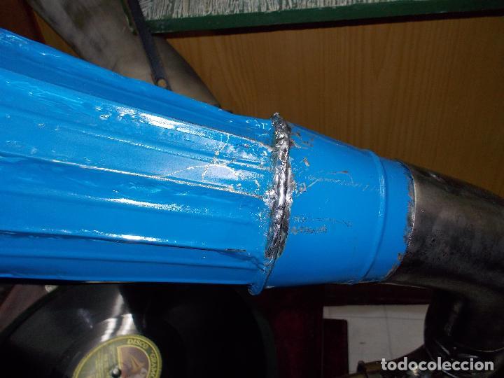 Gramófonos y gramolas: Gramofono funcionando - Foto 26 - 104963847