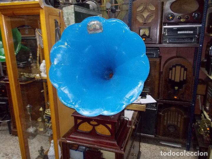 Gramófonos y gramolas: Gramofono funcionando - Foto 36 - 104963847