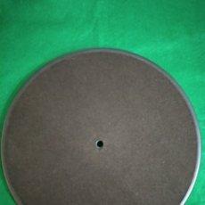 Gramófonos y gramolas: PLATO PARA GRAMOLA. Lote 109935935