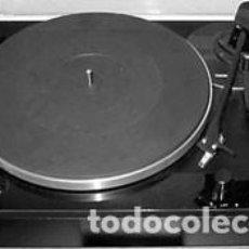 Gramófonos y gramolas: TOCADISCOS THORENS TD 280 MKII - EXCELENTE ESTADO - CORREA NUEVA - TURNTABLE. Lote 107068223