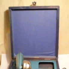 Gramófonos y gramolas: ANTIGUO Y PEQUEÑO GRAMOFONO INFANTIL FUNCIONANDO PRECIOSO AÑOS 20 188,00 €. Lote 107972723