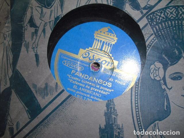 Gramófonos y gramolas: MALETA GRAMOLA,EN USO,EXTERIOR MALETA CON FALTAS,VER IMAGENES - Foto 12 - 108081495