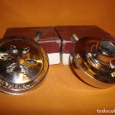 Gramófonos y gramolas: DIAFRAGMAS PARA GRAMÓFONO O GRAMOLAS(2 PIEZAS). Lote 164777809
