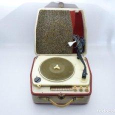 Gramófonos y gramolas: TOCADISCOS MELODIAL HISPANO SUIZA. Lote 115248583