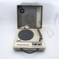 Gramófonos y gramolas: TOCADISCOS COSMO 750 . Lote 115249195