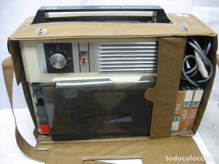 Gramófonos y gramolas: Antiguo gramófono REMCO - Foto 2 - 116325019