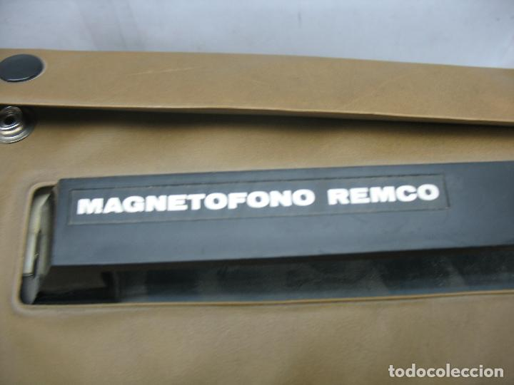 Gramófonos y gramolas: Antiguo gramófono REMCO - Foto 6 - 116325019