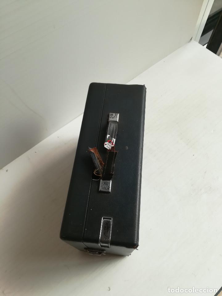 Gramófonos y gramolas: TOCADISCOS -DECA- DE MALETA, CERCA DE 1.930 - Foto 2 - 116443795