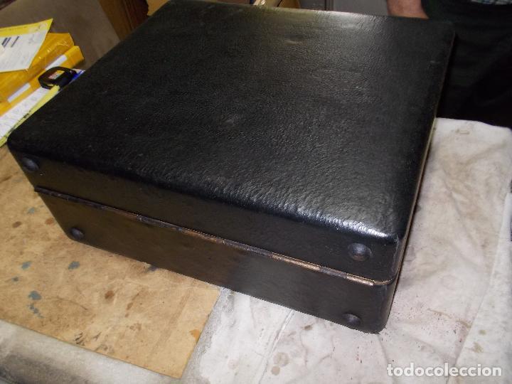 Gramófonos y gramolas: Gramola Funcionando - Foto 4 - 118937803