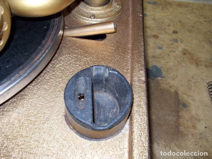 Gramófonos y gramolas: Gramola Funcionando - Foto 11 - 118937803