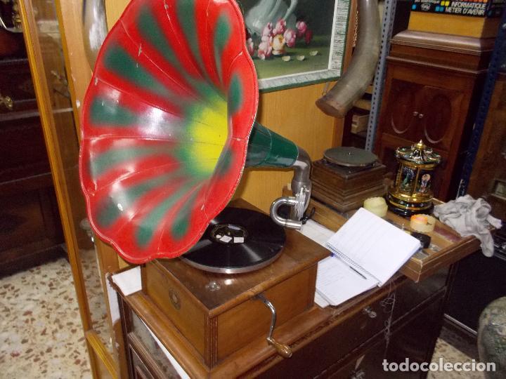 GRAMOFONO AM (Radios, Gramófonos, Grabadoras y Otros - Gramófonos y Gramolas)