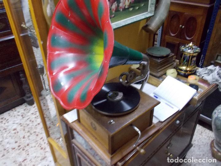 Gramófonos y gramolas: Gramofono AM - Foto 2 - 120236615