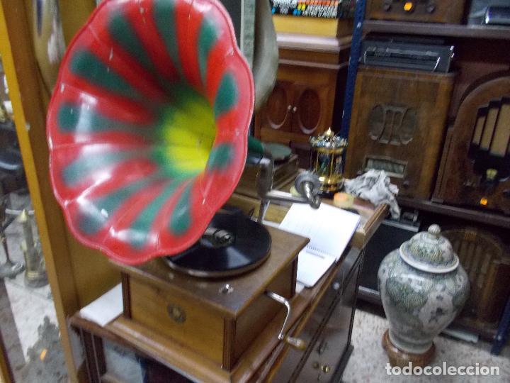 Gramófonos y gramolas: Gramofono AM - Foto 3 - 120236615