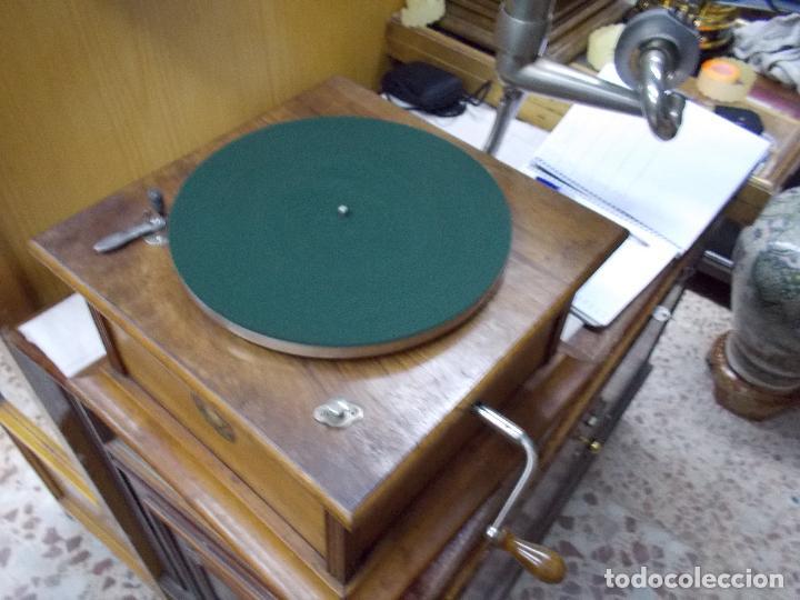 Gramófonos y gramolas: Gramofono AM - Foto 4 - 120236615