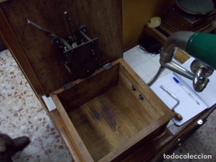 Gramófonos y gramolas: Gramofono AM - Foto 13 - 120236615