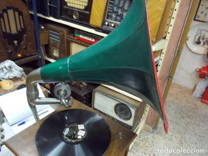 Gramófonos y gramolas: Gramofono AM - Foto 18 - 120236615