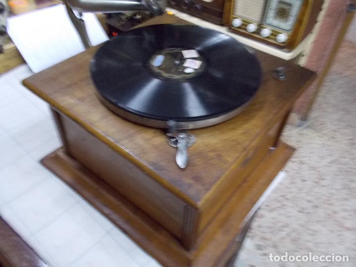 Gramófonos y gramolas: Gramofono AM - Foto 20 - 120236615