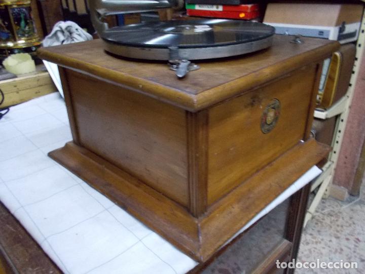 Gramófonos y gramolas: Gramofono AM - Foto 21 - 120236615