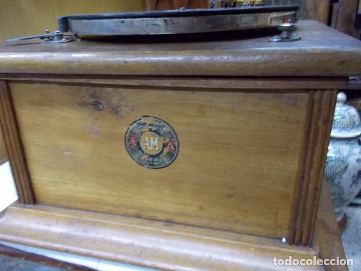 Gramófonos y gramolas: Gramofono AM - Foto 22 - 120236615