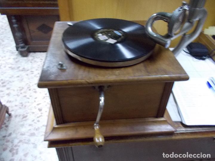 Gramófonos y gramolas: Gramofono AM - Foto 23 - 120236615