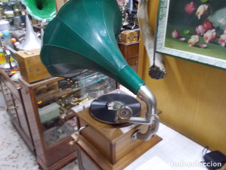 Gramófonos y gramolas: Gramofono AM - Foto 27 - 120236615