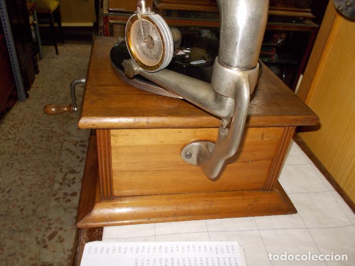 Gramófonos y gramolas: Gramofono AM - Foto 29 - 120236615