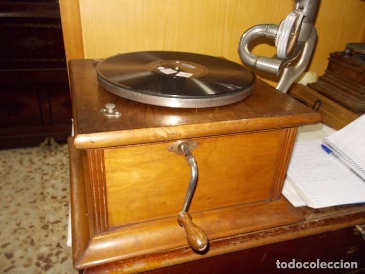 Gramófonos y gramolas: Gramofono AM - Foto 31 - 120236615
