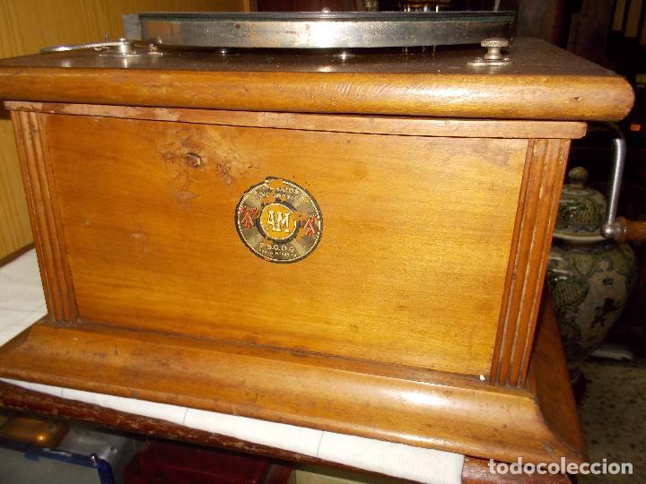 Gramófonos y gramolas: Gramofono AM - Foto 33 - 120236615