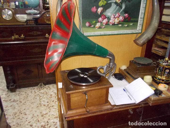 Gramófonos y gramolas: Gramofono AM - Foto 34 - 120236615