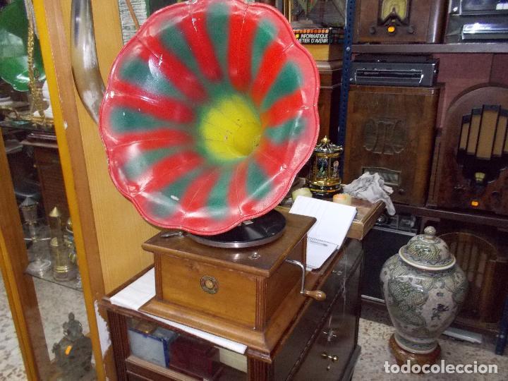 Gramófonos y gramolas: Gramofono AM - Foto 37 - 120236615