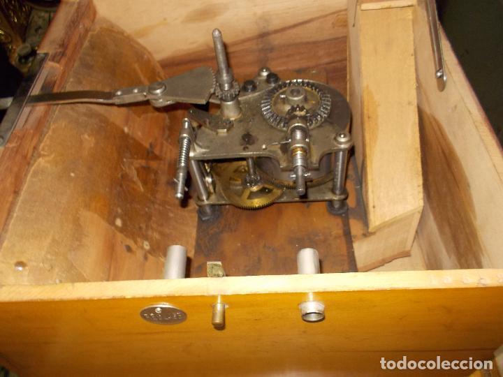 Gramófonos y gramolas: Gramofono Pathephone Nº 30 funcionando - Foto 6 - 121064775