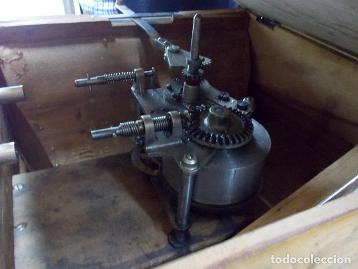 Gramófonos y gramolas: Gramofono Pathephone Nº 30 funcionando - Foto 7 - 121064775