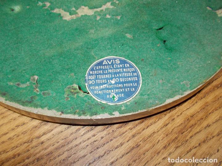 Gramófonos y gramolas: Gramofono Pathephone Nº 30 funcionando - Foto 24 - 121064775