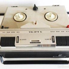 Gramófonos y gramolas: MAGNETÓFONO GRUNDIG DELUXE TK27L. Lote 121644631